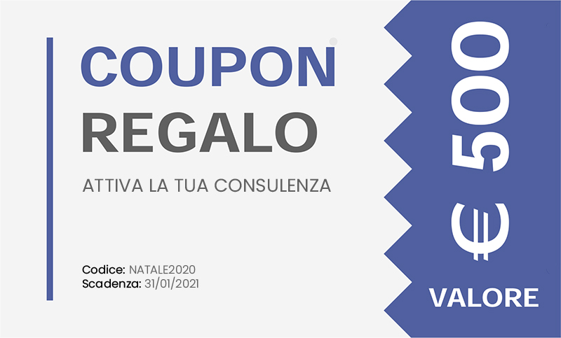 Coupon Natale Credit Team