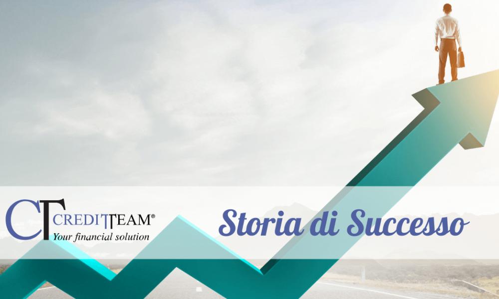 CREDIT TEAM - start up di successo