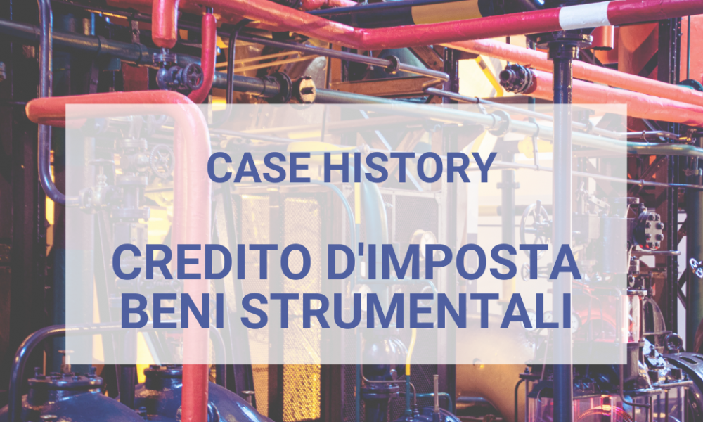 C6 Srl ottiene il Credito d'Imposta Beni Strumentali