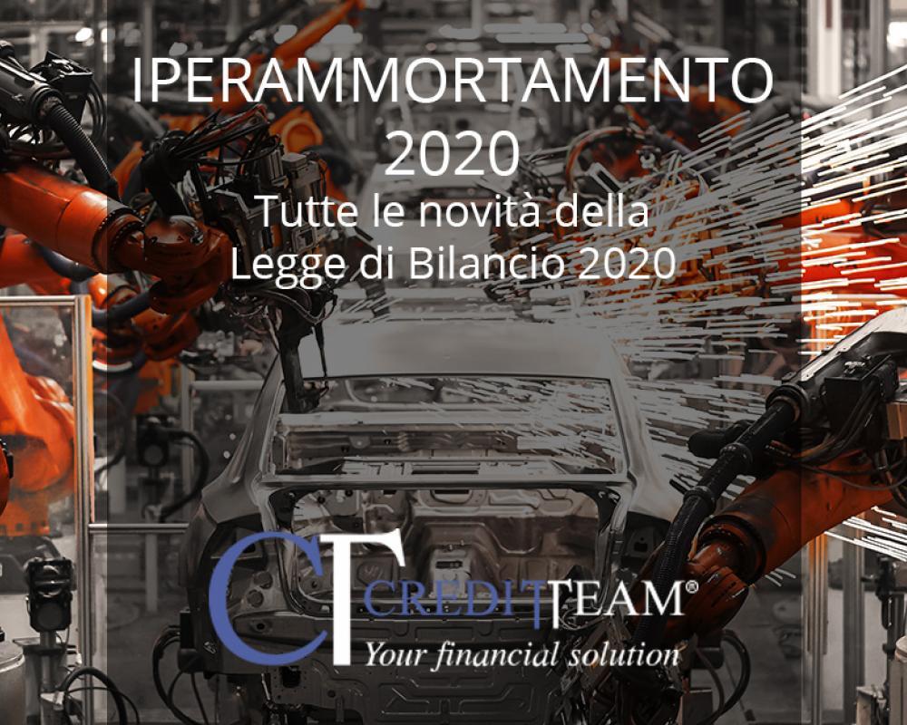 MACCHINARI, IMPIANTI E ATTREZZATURE 4.0: LA NUOVA FRONTIERA DELL'IPERAMMORTAMENTO