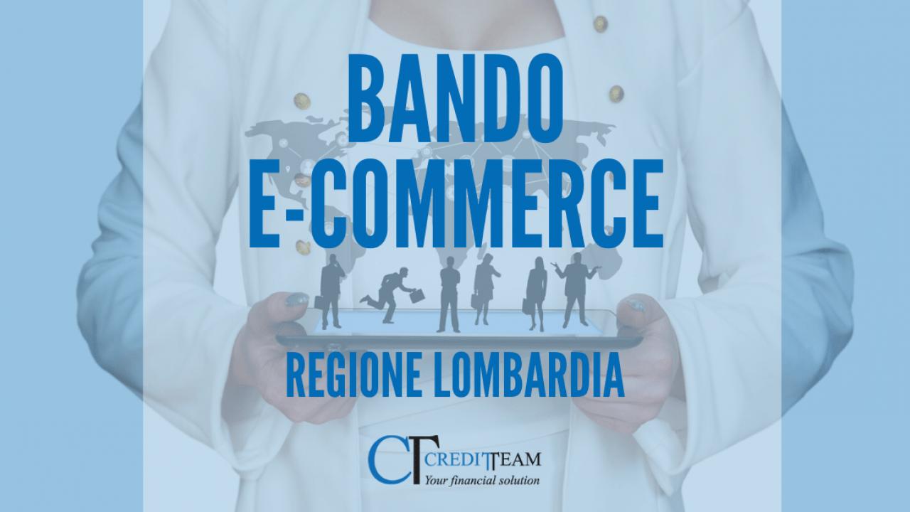BANDO E-COMMERCE, come vendere all'estero per migliorare l'export