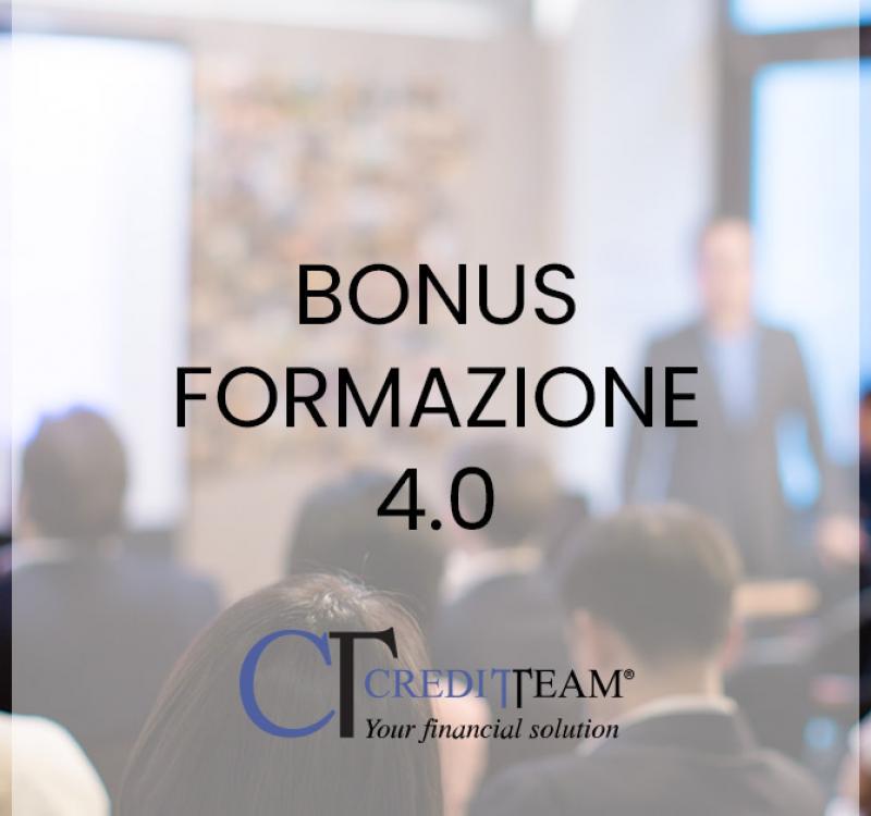 LA LEGGE DI BILANCIO 2020 e la FORMAZIONE 4.0