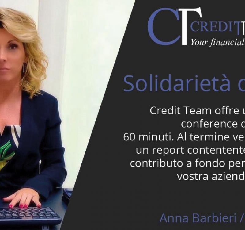 ANNA BARBIERI E LA RESPONSABILITA' DI GESTIRE UN TEAM