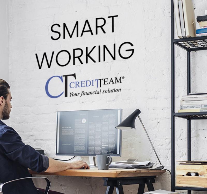 SMART WORKING AI TEMPI DEL CORONAVIRUS